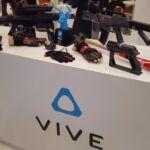 Vive-Trakcer